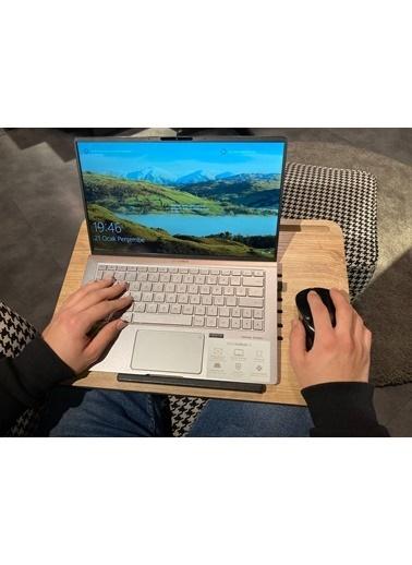 Axolotl Axolotl Laptop Sehpası Kahve